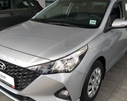 купити нове авто Хендай Акцент 2021 року від офіційного дилера Автоцентр Hyundai Аэлита Хендай фото
