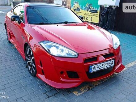 Красный Хендай Купе, объемом двигателя 2 л и пробегом 140 тыс. км за 6999 $, фото 1 на Automoto.ua