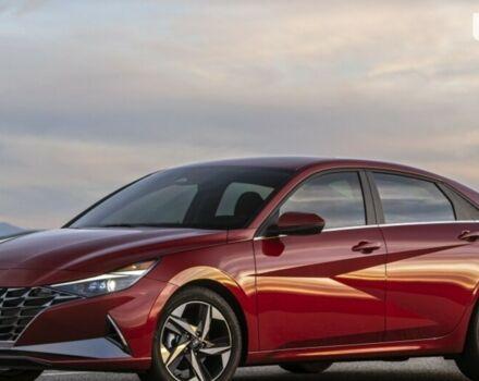 купить новое авто Хендай Элантра 2020 года от официального дилера Хюндай Центр Полтава Хендай фото
