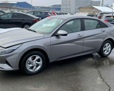 купить новое авто Хендай Элантра 2020 года от официального дилера Богдан Авто HYUNDAI на Подоле Хендай фото