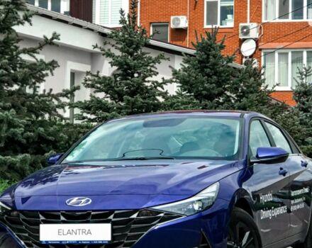 """купить новое авто Хендай Элантра 2020 года от официального дилера Hyundai """"Автопланета"""" Хендай фото"""