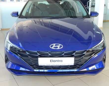 купить новое авто Хендай Элантра 2020 года от официального дилера Hyundai Авто Хендай фото