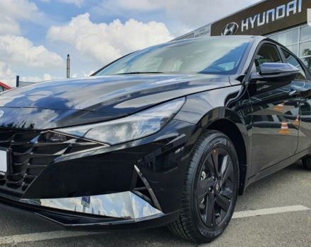 купити нове авто Хендай Елантра 2021 року від офіційного дилера АВТОПАЛАЦ ТЕРНОПІЛЬ Хендай фото