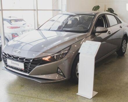 купить новое авто Хендай Элантра 2021 года от официального дилера Полісся Моторс Хендай фото