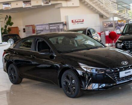 купить новое авто Хендай Элантра 2021 года от официального дилера Hyundai Авто Хендай фото