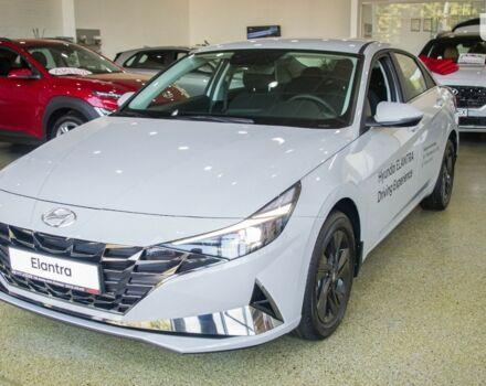 купити нове авто Хендай Елантра 2021 року від офіційного дилера Полісся Моторс Хендай фото