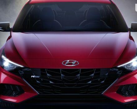 купити нове авто Хендай Елантра 2021 року від офіційного дилера Хюндай Центр Полтава Хендай фото