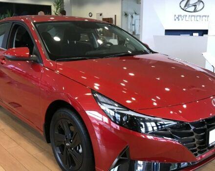 купити нове авто Хендай Елантра 2021 року від офіційного дилера Hyundai Авто Хендай фото