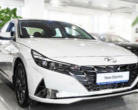 """купить новое авто Хендай Элантра 2021 года от официального дилера Hyundai """"Автопланета"""" Хендай фото"""