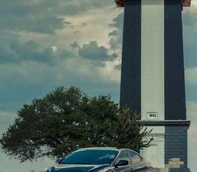 Синий Хендай Элантра, объемом двигателя 1.8 л и пробегом 97 тыс. км за 10500 $, фото 1 на Automoto.ua
