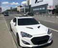 Белый Хендай Генезис, объемом двигателя 2 л и пробегом 71 тыс. км за 15500 $, фото 1 на Automoto.ua