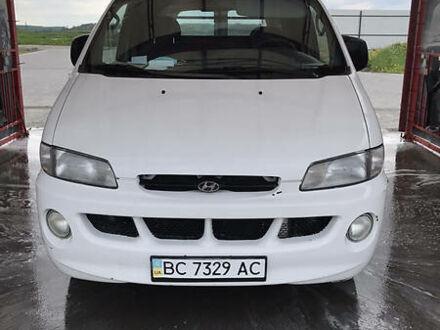 Білий Хендай Н1 вант., об'ємом двигуна 2.5 л та пробігом 270 тис. км за 3000 $, фото 1 на Automoto.ua