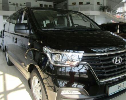 купить новое авто Хендай Н1 пасс. 2020 года от официального дилера Hyundai Авто Хендай фото