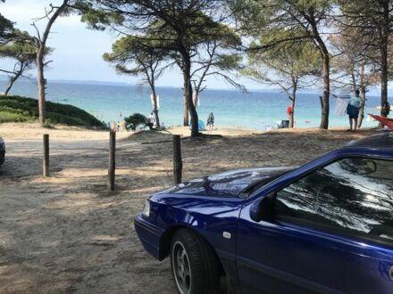 Синий Хендай Пони, объемом двигателя 1.3 л и пробегом 1 тыс. км за 2900 $, фото 1 на Automoto.ua