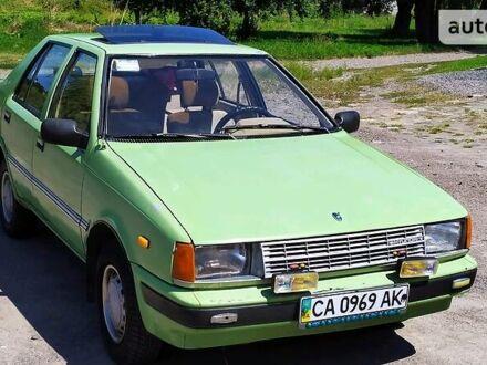 Зеленый Хендай Пони, объемом двигателя 1.5 л и пробегом 220 тыс. км за 1700 $, фото 1 на Automoto.ua
