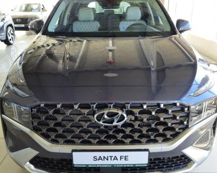 купити нове авто Хендай Санта Фе 2021 року від офіційного дилера Hyundai Авто Хендай фото