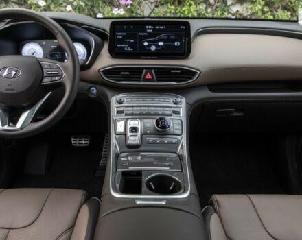 купити нове авто Хендай Санта Фе 2021 року від офіційного дилера АВТОПАЛАЦ ТЕРНОПІЛЬ Хендай фото
