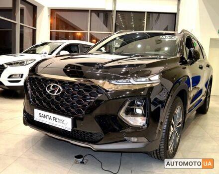 купить новое авто Хендай Санта Фе 2021 года от официального дилера Hyundai Богдан-Авто Житомир Хендай фото
