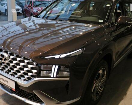 купити нове авто Хендай Санта Фе 2021 року від офіційного дилера Автоцентр Hyundai Аэлита Хендай фото