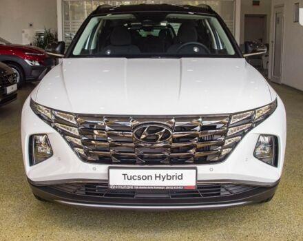 купити нове авто Хендай Туксон 2021 року від офіційного дилера Полісся Моторс Хендай фото