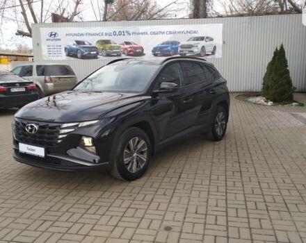 купити нове авто Хендай Туксон 2021 року від офіційного дилера ДАР-АВТО Хендай фото