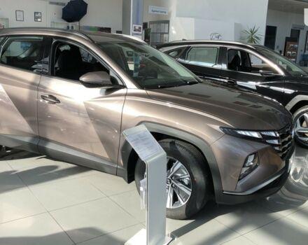 купити нове авто Хендай Туксон 2021 року від офіційного дилера Богдан Авто HYUNDAI на Подоле Хендай фото