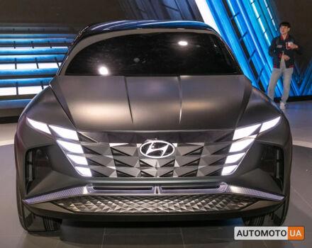 купить новое авто Хендай Туксон 2021 года от официального дилера Hyundai Богдан-Авто Житомир Хендай фото
