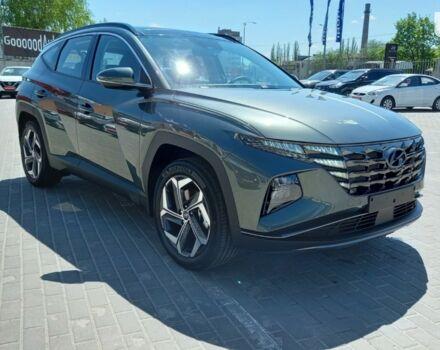 купити нове авто Хендай Туксон 2021 року від офіційного дилера Хюндай Центр Полтава Хендай фото