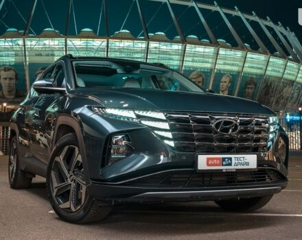 купить новое авто Хендай Туксон 2021 года от официального дилера АВТОПАЛАЦ ТЕРНОПІЛЬ Хендай фото