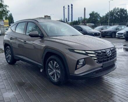 купить новое авто Хендай Туксон 2021 года от официального дилера Хюндай Центр Полтава Хендай фото