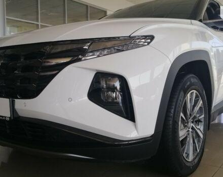 купити нове авто Хендай Туксон 2021 року від офіційного дилера Автоград Хендай фото