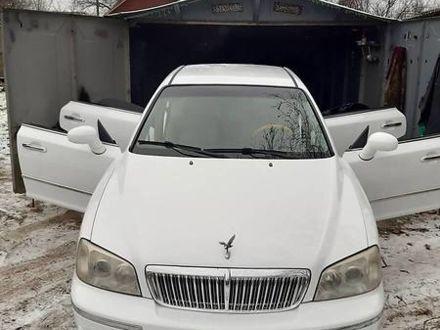 Білий Хендай КСГ, об'ємом двигуна 3 л та пробігом 309 тис. км за 6200 $, фото 1 на Automoto.ua