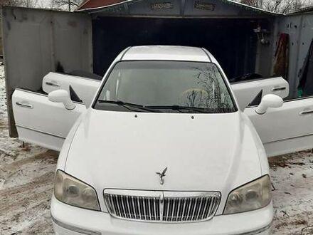 Белый Хендай КСГ, объемом двигателя 3 л и пробегом 309 тыс. км за 6200 $, фото 1 на Automoto.ua