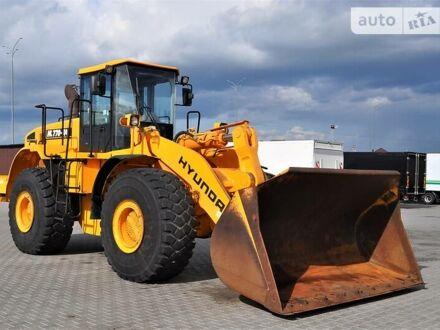 Хендай HL 770-7A, объемом двигателя 0 л и пробегом 1 тыс. км за 57000 $, фото 1 на Automoto.ua