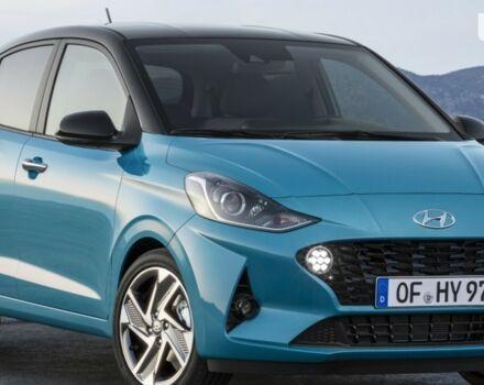 купить новое авто Хендай и10 2021 года от официального дилера АВТОПАЛАЦ ТЕРНОПІЛЬ Хендай фото