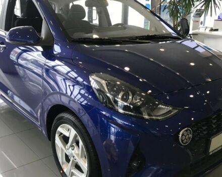 купити нове авто Хендай і10 2021 року від офіційного дилера Hyundai Авто Хендай фото