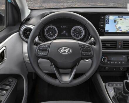 купить новое авто Хендай и10 2021 года от официального дилера Хюндай Центр Полтава Хендай фото