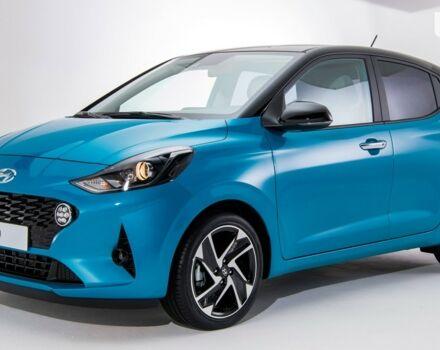 купити нове авто Хендай і10 2021 року від офіційного дилера Полісся Моторс Хендай фото
