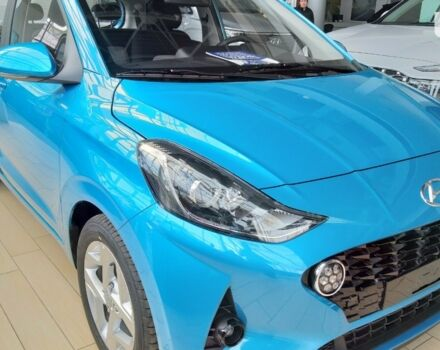 купить новое авто Хендай и10 2021 года от официального дилера Автоцентр Hyundai Аэлита Хендай фото