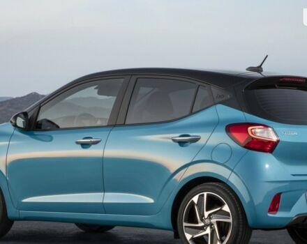 купити нове авто Хендай і10 2021 року від офіційного дилера АВТОПАЛАЦ ТЕРНОПІЛЬ Хендай фото