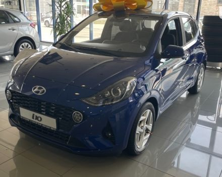 купити нове авто Хендай і10 2021 року від офіційного дилера Богдан Авто HYUNDAI на Подоле Хендай фото