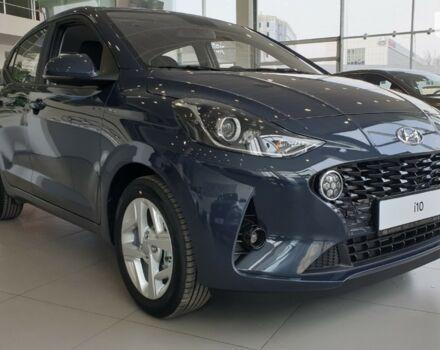 купити нове авто Хендай і10 2021 року від офіційного дилера БАЗИС АВТО Хендай фото