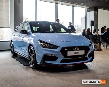 купить новое авто Хендай i30 2020 года от официального дилера Hyundai Богдан-Авто Житомир Хендай фото