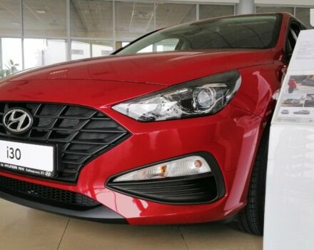 купить новое авто Хендай i30 2020 года от официального дилера Автоград Хендай фото