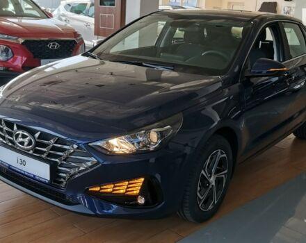 купити нове авто Хендай i30 2020 року від офіційного дилера ДАР-АВТО Хендай фото