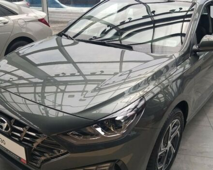 купити нове авто Хендай i30 2021 року від офіційного дилера Автоцентр Hyundai Аэлита Хендай фото
