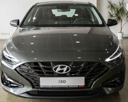 купити нове авто Хендай i30 2021 року від офіційного дилера Полісся Моторс Хендай фото
