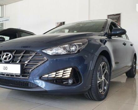 купити нове авто Хендай i30 2021 року від офіційного дилера АВТОПАЛАЦ ТЕРНОПІЛЬ Хендай фото