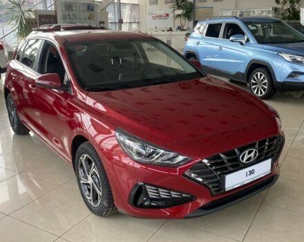 купить новое авто Хендай i30 2021 года от официального дилера Hyundai Авто Хендай фото