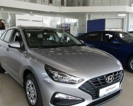 купити нове авто Хендай i30 2021 року від офіційного дилера Hyundai Авто Хендай фото